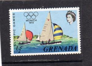 Grenada Munich Olympic Games  MH