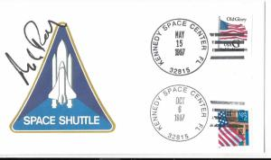 STS-84 launch/ STS-86 landing cover