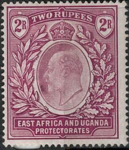East Africa and Uganda 1904-1907 SC 26 Mint SCV $50.00