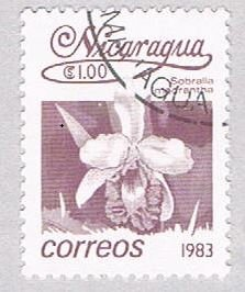 Nicaragua Orchid 1 - pickastamp (AP109012)