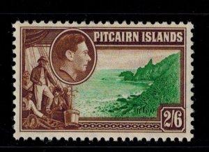 Pitcairn Islands 8 MNH VF lovely copy
