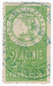 (I.B) France Colonial Revenue : Indo-China Dimension 24c