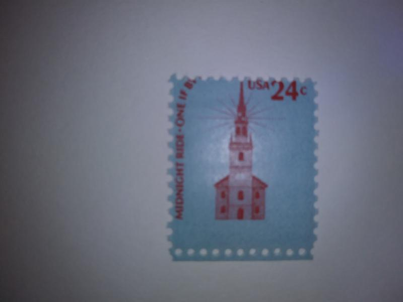 SCOTT # 1603  EFO 24 CENT MIS PERFERATED GEM MINT NEVER HINGED POST OFFICE FRESH