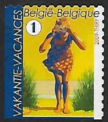Belgium - 2370 - Vacations  - Used