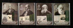 Gibraltar #1211-1214  MNH  Scott $13.50