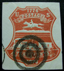 U.S. U218 Used CS FVF SCV$20.00 Fresh