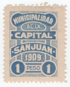 (I.B) Argentina Revenue : San Juan Local Tax 1P
