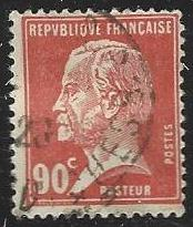 France #193 Used (U13)
