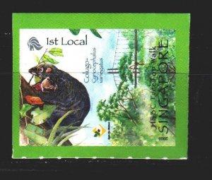 Singapore. 2005. 1512 from the series. Lemur fauna. MNH.