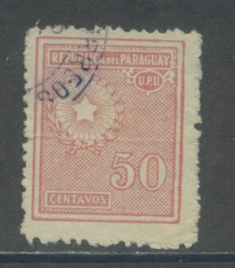 Paraguay 281  Used