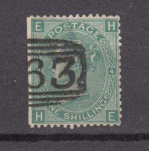 J27440 1867-80 great britain used #54 queen