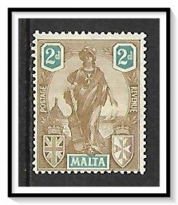 Malta #103 Malta MHR