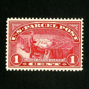 US Stamps # Q1 Superb Choice OG NH