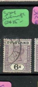 ZULULAND  (PP2305B)  QV  6D  SG 24  MELMOUTH    CDS       VFU