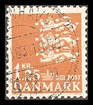 Denmark 397 Used VF