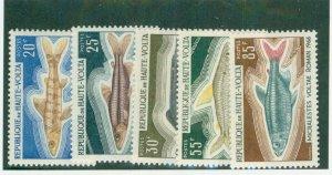 Burkina FAS 196-200 MH Fish CV$ 18.05 BIN$ 9.00