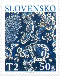 SLOVAKIA/2020 - Easter 2020: The Traditional Slovak Blueprint, MNH
