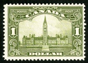 Canada Stamps # 159 MNH VF Fresh Scott Value $575.00