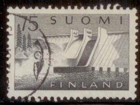Finland 1959 SC# 363 Used L189
