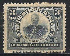 Haiti 1906 Scott# 148 Used