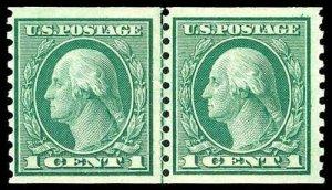 U.S. WASH-FRANK. ISSUES 452  Mint (ID # 76109)