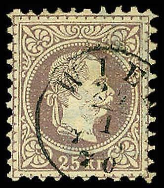 AUSTRIA 39  Used (ID # 64469)