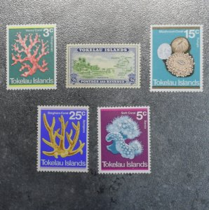 TOKELAU  Stamps   Coms   MNH and mm  1948   72    ~~L@@K~~