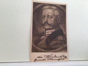 Germay Gemalt von karl bauer early unused stamps cover  Ref R24999