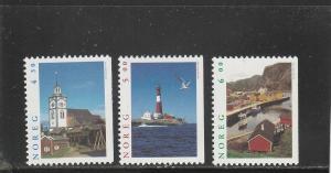 Norway  Scott#  1155-7  MNH  (1997 Tourism)