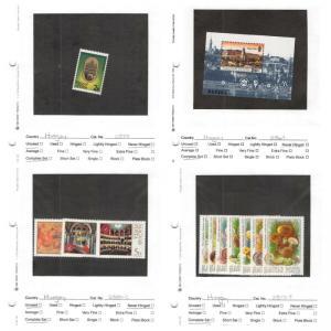 Lot of 43 Hungary MNH Mint Stamps Scott Range 2859 - 2911 #137888 X R