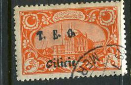 Cilicia #79 Used