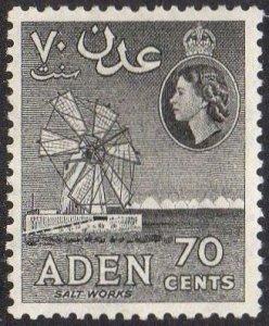 Aden 195470c black (P 12) MH