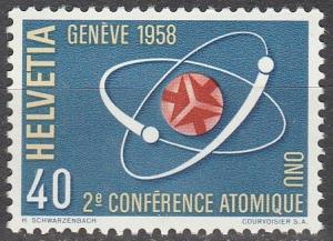 Switzerland #369 MNH F-VF  (SU5225)