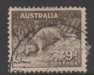 Australia Sc#174a Used