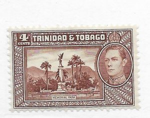 Trinidad & Tobago #53 MH CAT VALUE $17.50