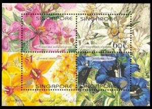 Singapore 2001 Scott #988a Mint Never Hinged