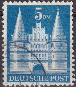 Germany #661 F-VF Used CV $21.00  (Z4132)