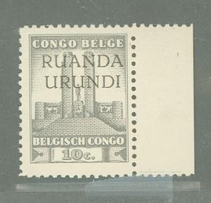 Ruanda Urundi 60 Mint F-VF NH