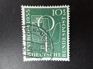 Germany 1955    Sc.#B342     $5.75   used