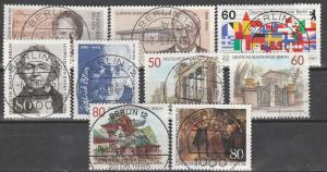 Germany #9N507-15 F-VF Used CV $10.00 (V3247)