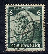 Germany Reich Scott # 449, used