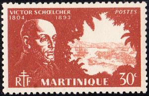 Martinique #199 Used