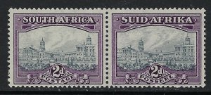 South Africa Scott 254 Pair Mint Never Hinged