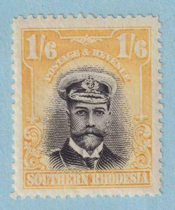 SOUTHERN RHODESIA 11  MINT LIGHTLY HINGED OG * NO FAULTS EXTRA FINE !