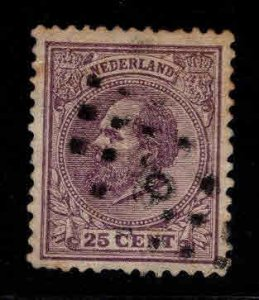 Netherlands Scott 30 used stamp