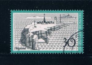 Germany 1069 Used Heligoland (GI0252P52)+
