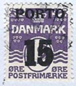 Denmark J38 (U)