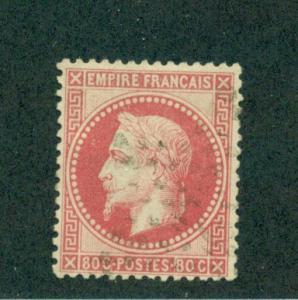 FRANCE #36  USED VF  CV $21.00