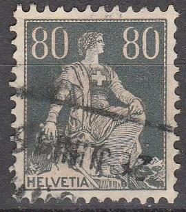 Switzerland #143 F-VF  (S89)