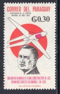 Paraguay 946 MNH VF